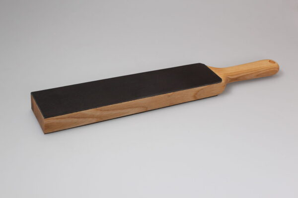 LS6 – Dual-sided leather strop for sharpening knives tools