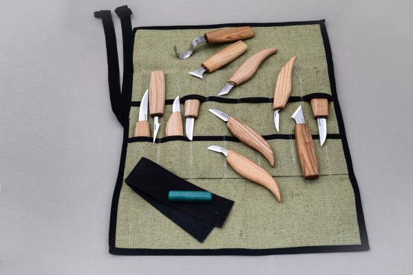S10 – Wood Carving Set of 12 Knives - 3