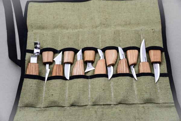 S10 – Wood Carving Set of 12 Knives - 4