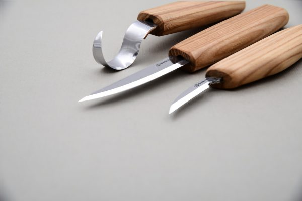 S13L – Wood Carving Tool Set for Spoon Carving (Left handed) - 2