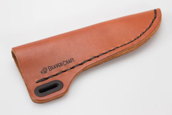 SH1 – Leather Sheath for Carving Knife