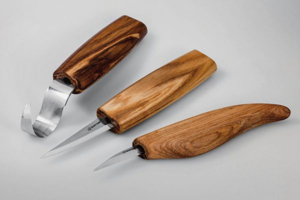 S17L – Extended Spoon and Whittle Knife Set (Left handed) - 2