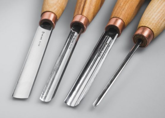SC02 – Wood Carving Straight Chisel Set - 2