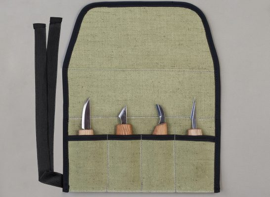 TR4 – Tool Storage Roll for 4 Tools - 2