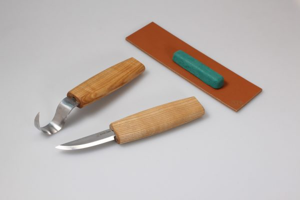S01 – Spoon Carving Set