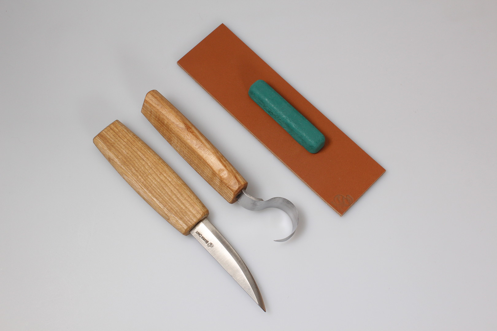 S03 – Spoon Carving Tool Set for Beginners - 3