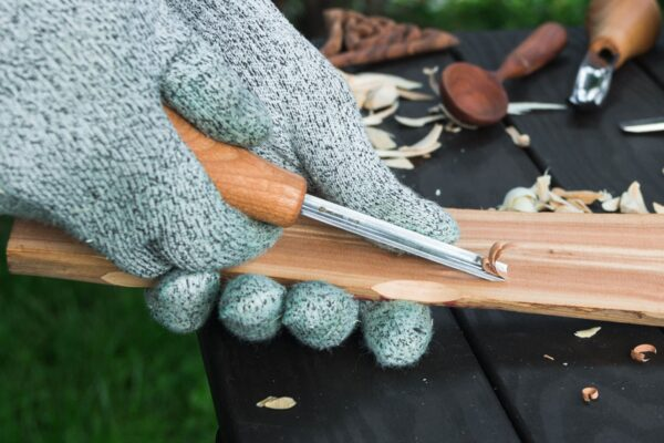SC05 – Woodcarving Set With Palm Chisels - 7